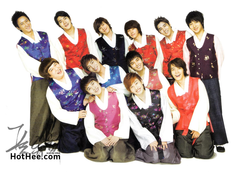 Hanbok Pakaian Tradisional Korea Superjuniorwife13s
